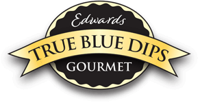 True Blue Seafood Dips Logo
